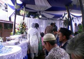 Resepsi Pernikahan Yang Sederhana Kompasianacom