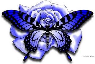 Uli Bunga Mawar Dan Kupu Kupu Sebuah Fabel Patah Hati Oleh