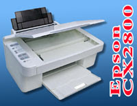 EPSON PRINTER CX2800 DRIVER FOR WINDOWS