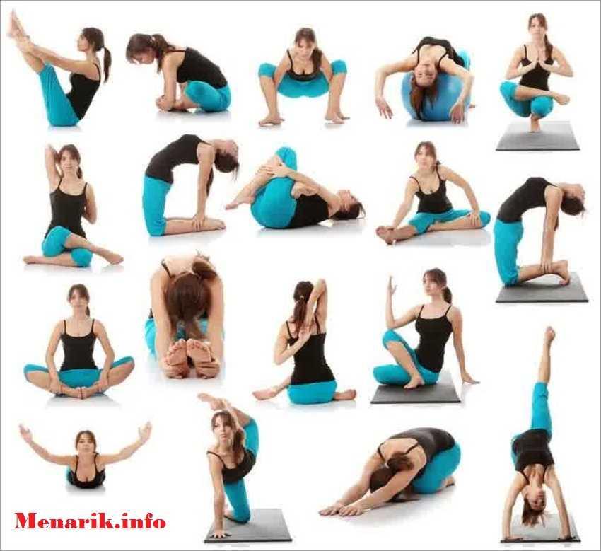 Gaya Yoga Sederhana yang Bisa Bikin Perut Kamu Merata