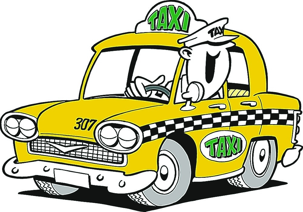 профессия такси картинки сами никого посылали