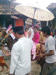 Tradisi Ngiring Pengantin Sunat Di Pesisir Jepara Demak