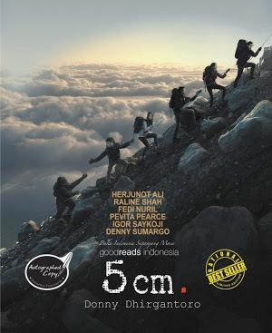Resensi Novel 5 Cm Halaman All Kompasiana Com