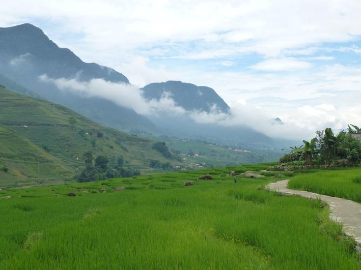Mengunjungi Sapa di Vietnam Utara