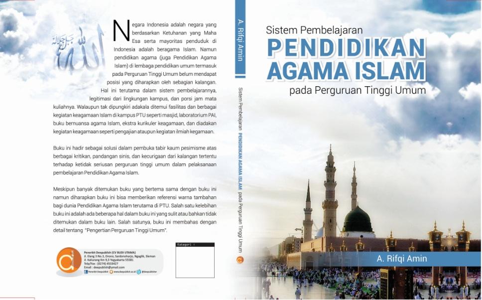 """Resensi Buku """"Sistem Pembelajaran Pendidikan Agama Islam ..."""