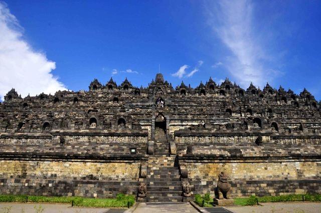 Idealnya Hidup Di Borobudur Itu Makmur Oleh Arif L Hakim