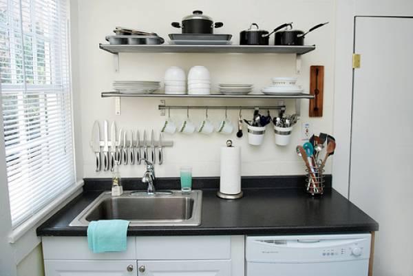 Tips Mudah Cara Menata Dapur Berukuran Kecil