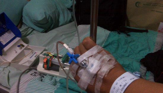 Hari Terakhir Di Rumah Sakit Sebuah Catatan Kompasiana Com