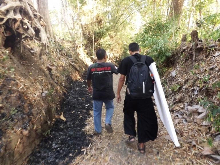 Wisata Alam Sejarah Klasik Goa Selomangleng Tulungagung Halaman All Kompasiana Com