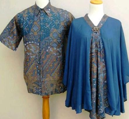 Model Baju Batik untuk Orang Gemuk oleh maspandu darmawan