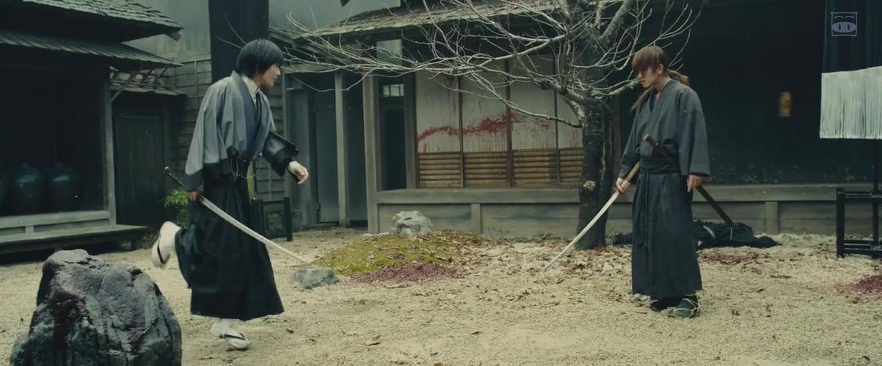 Review Rurouni Khensin Kyoto Inferno Dan Rurouni The Legend Ends Samurai Pop Art Bernama Kenshin Kompasiana Com