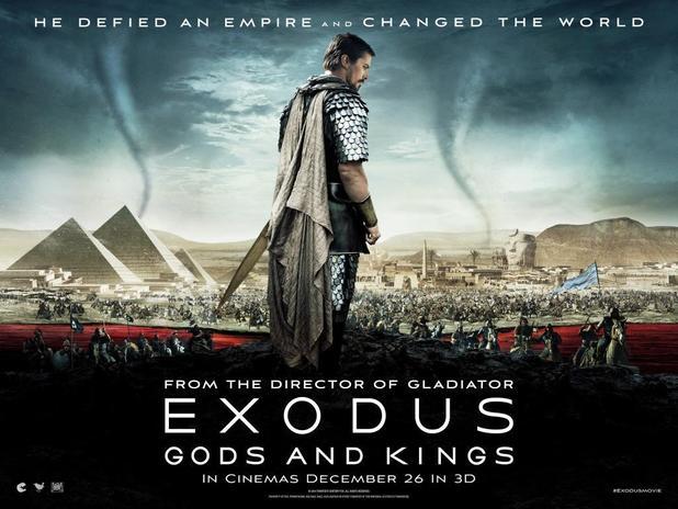 Exodus Gods And Kings Kisah Perjuangan Jenderal Musa Yang Kontroversial Kompasiana Com