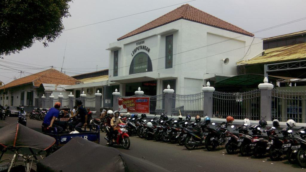 Status Awas Stasiun Lempuyangan Yogyakarta Kompasiana Com