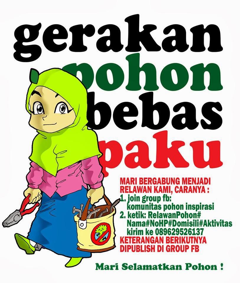 Contoh Gambar Reklame Poster Lingkungan - Gambar Reklame