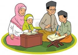 Download 770  Gambar Animasi Muslim Keluarga  Paling Baru