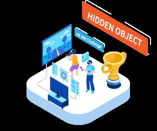 hidden object menu